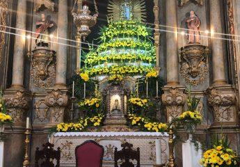 """Die Kirche """"Nossa Senhora do Monte"""""""