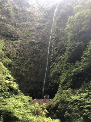 Der rieisge Kessle mit dem beeindruckenden Wasserall