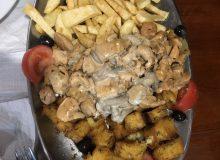 Ein typisches Madeiranisches Gericht, lecker und üppig