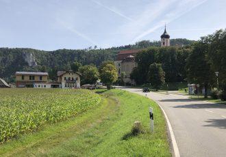 Die Klosteranalage in Beuron