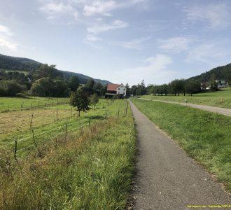 Am Ortsende von Esslingen